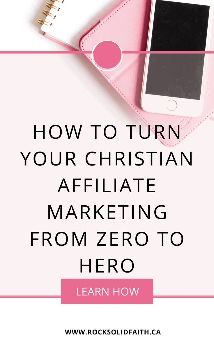 To monetize or not to monetize, the question asked by many faith bloggers. Get answers to your burning questions and learn how you can get started with christian affiliate marketing.