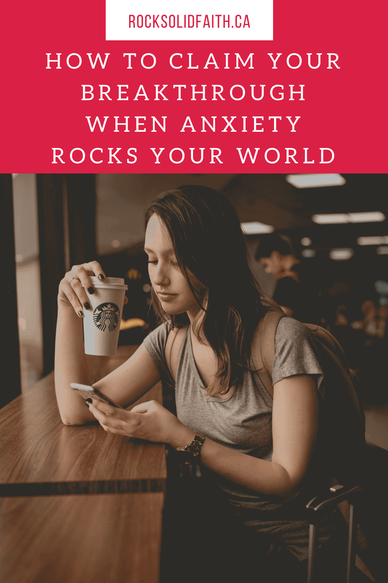 Helpful tips for dealing with panic attacks and managing anxiety. Anxiety relief techniques.