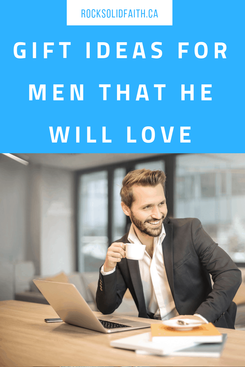 Gift ideas for men that he will totally love. These make great gift ideas for boyfriends, young men in their 20s.Say good bye to ties and get these Gift ideas for young men. #giftguide#giftideas #giftideasformen #gifts