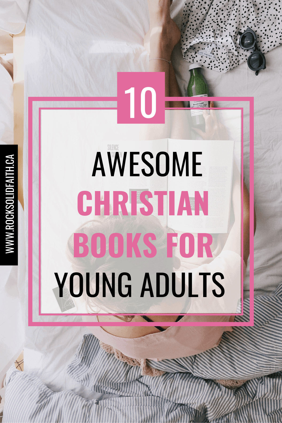 christian books for young adults