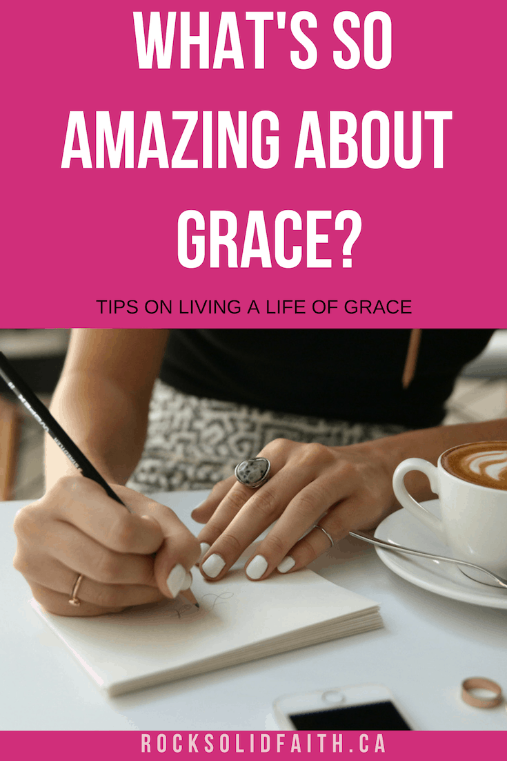 what is gods grace