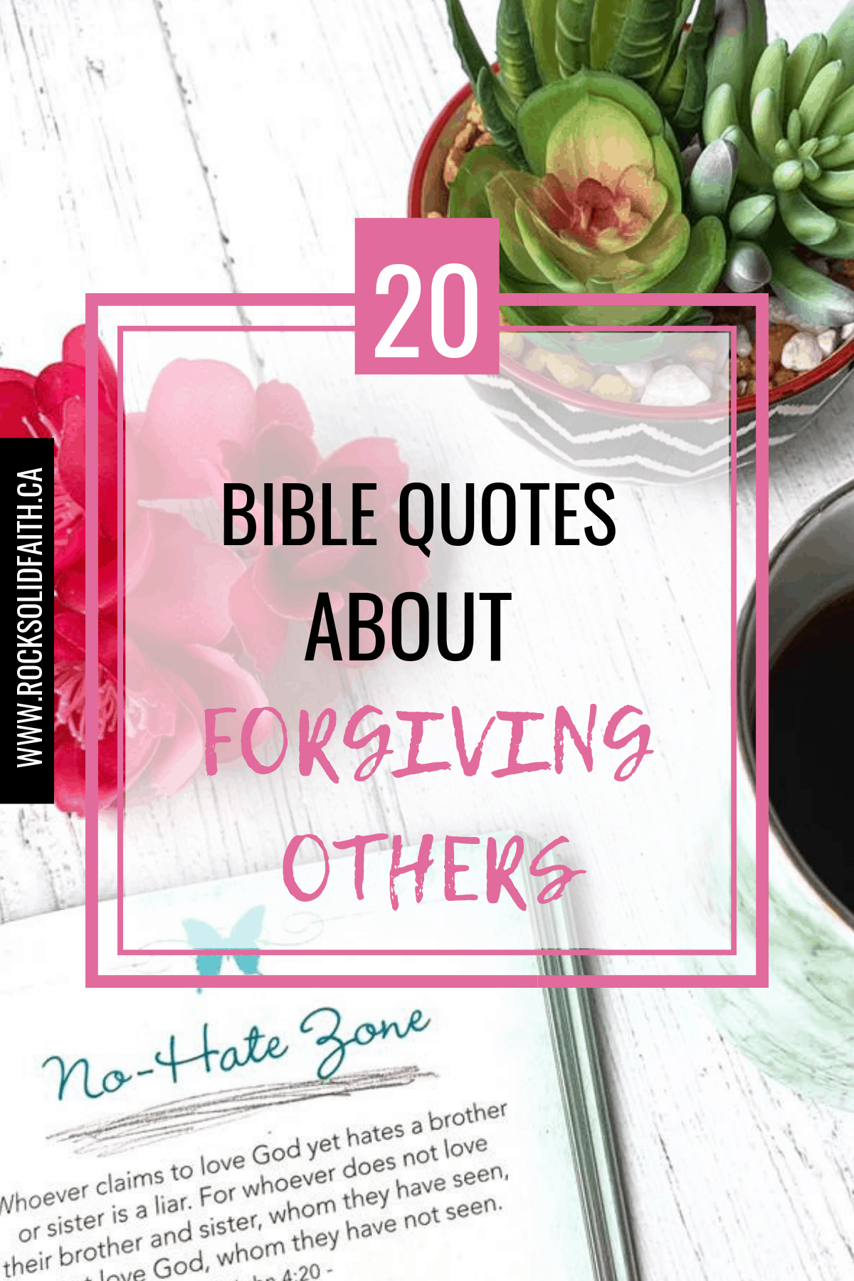 Bible verses about forgiveness and healing