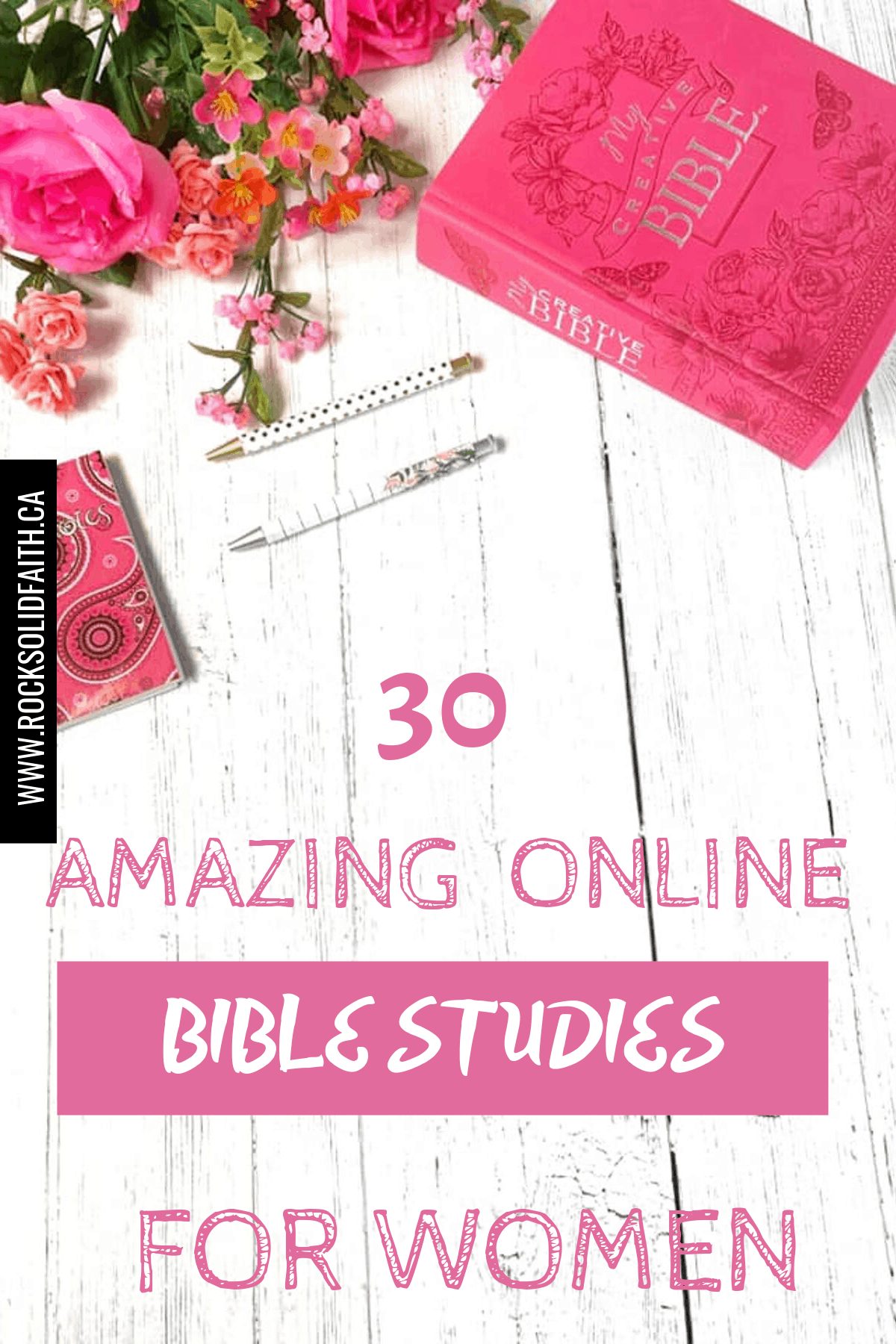 free online Bible studies for women