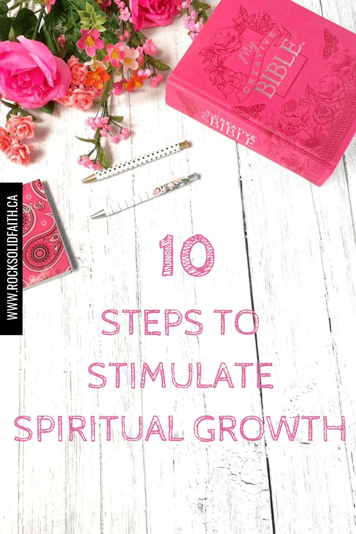 steps to spiritual growth