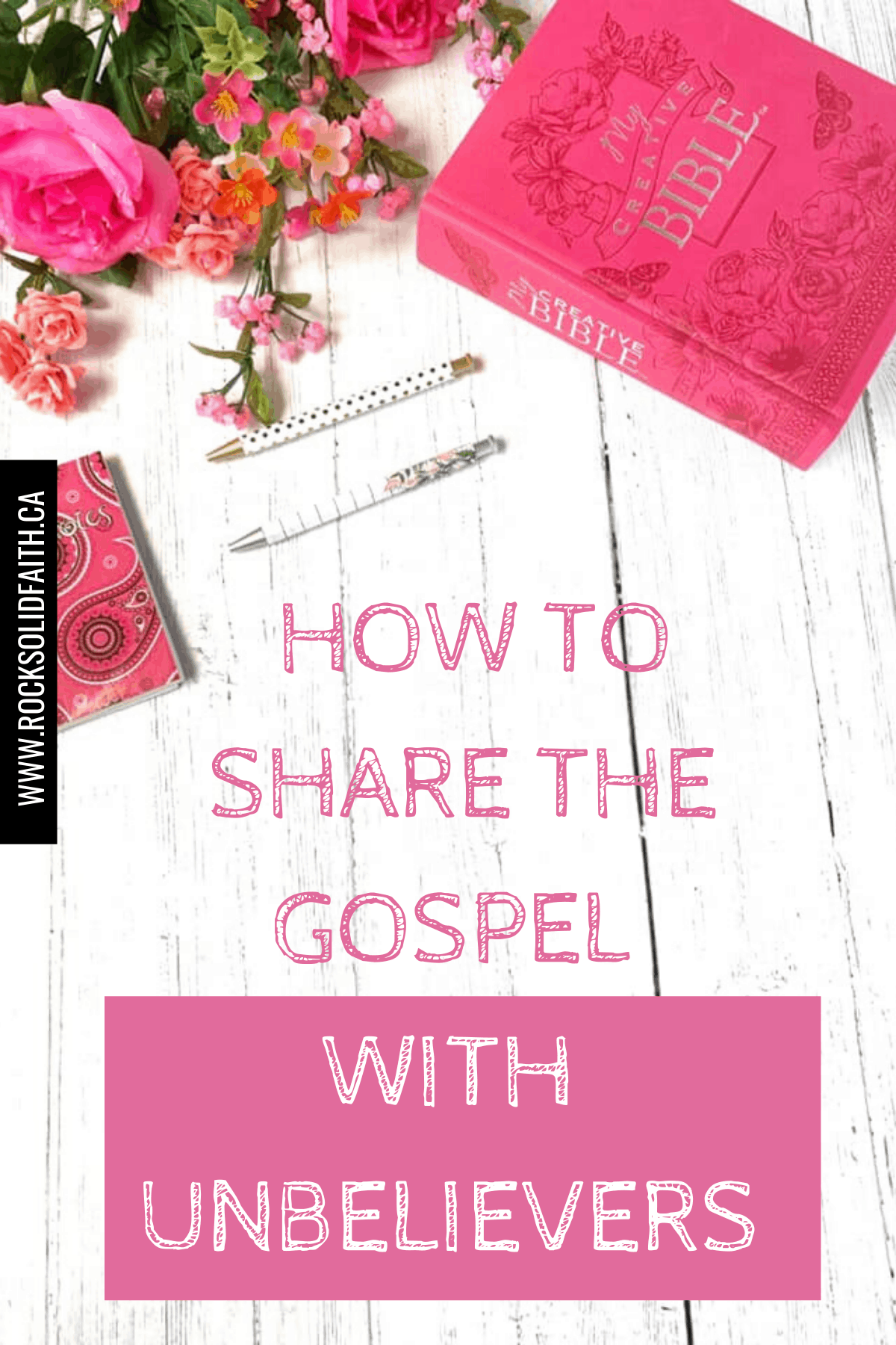 how to share the gospel with unbelievers