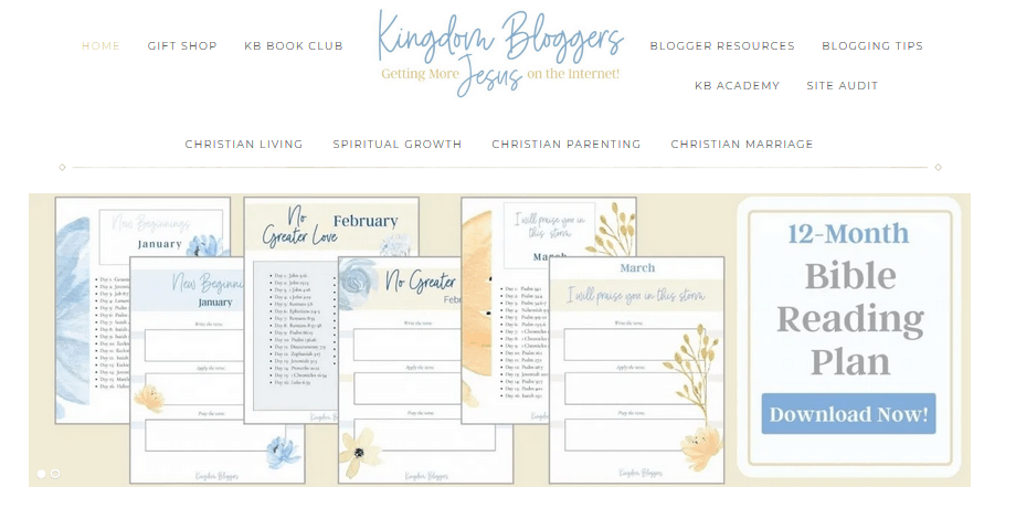 kingdom bloggers blog