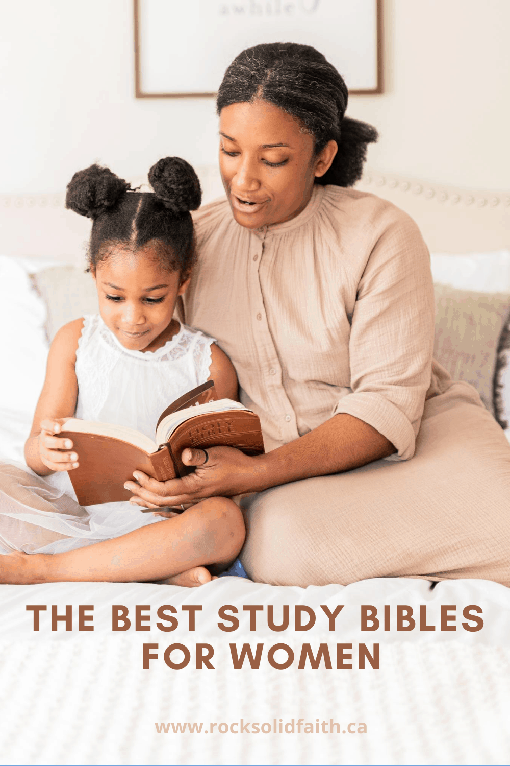 study bibles for women