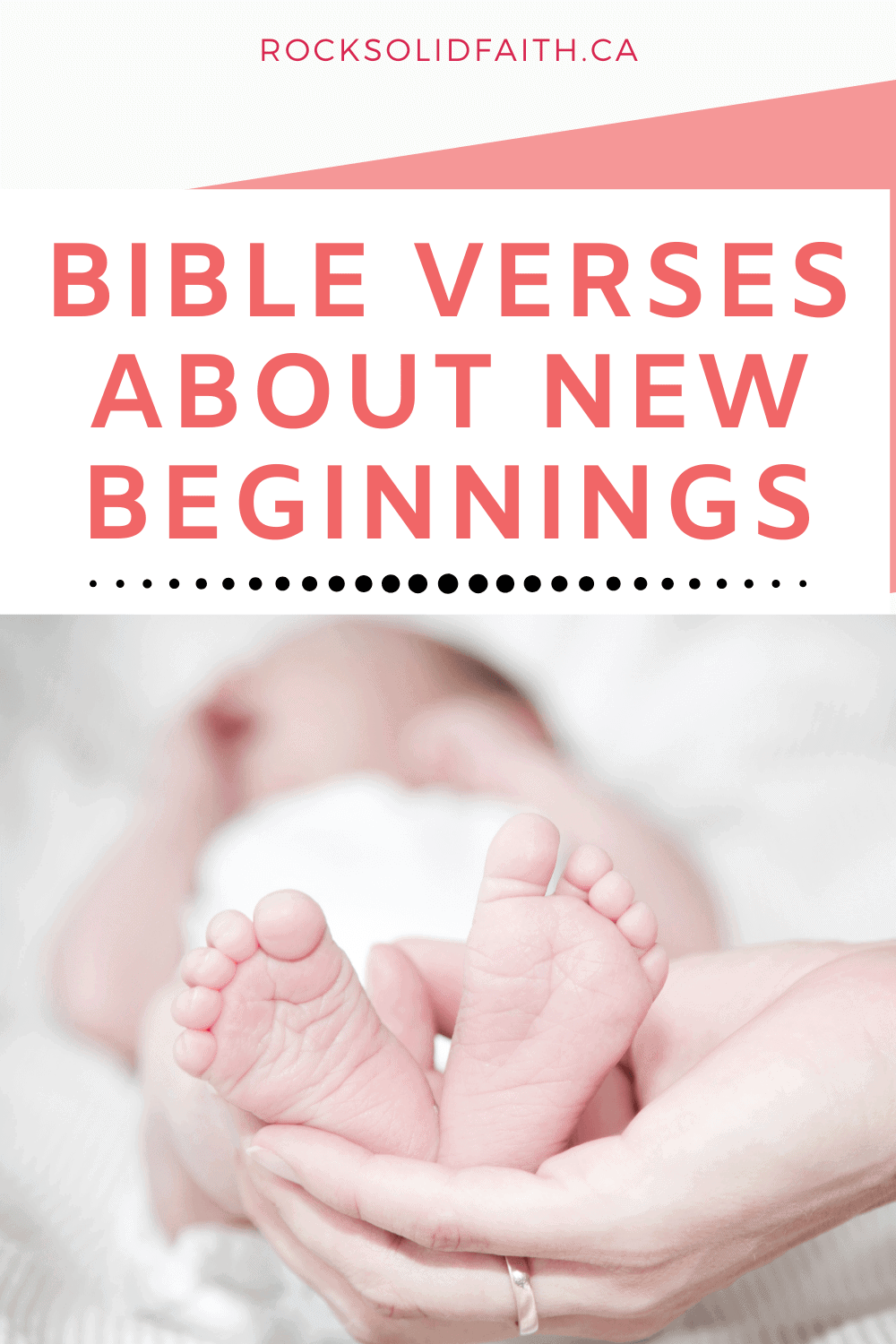bible verses about new beginnings