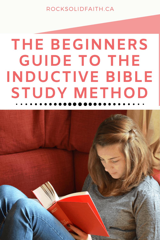 inductive bible study method 1