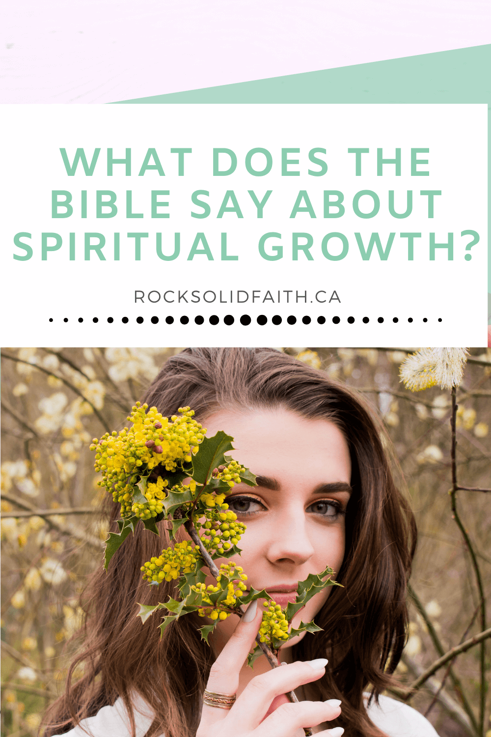 Bible verses for growth