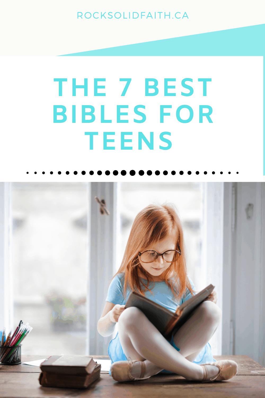 best bibles for teens